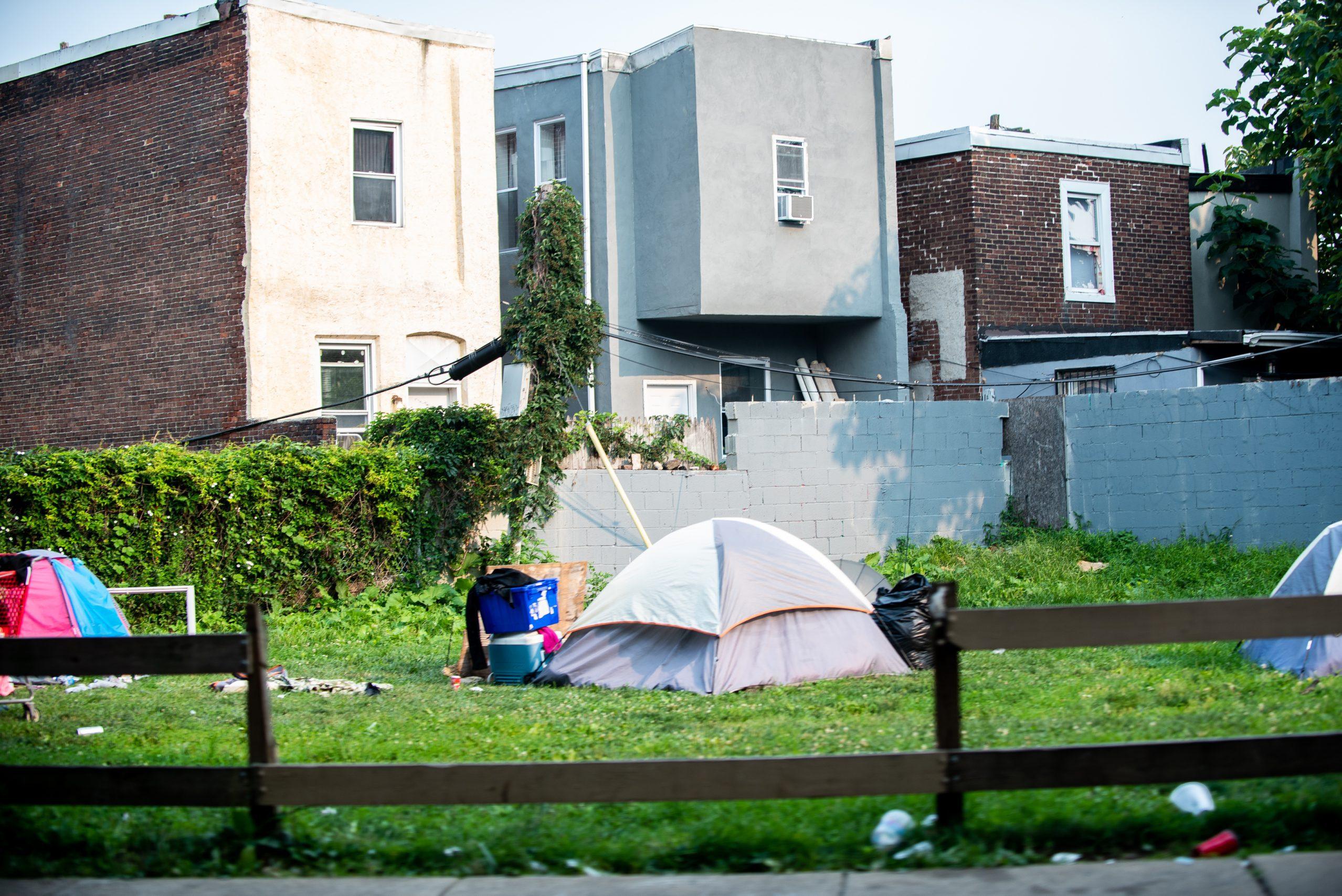 kensington encampments