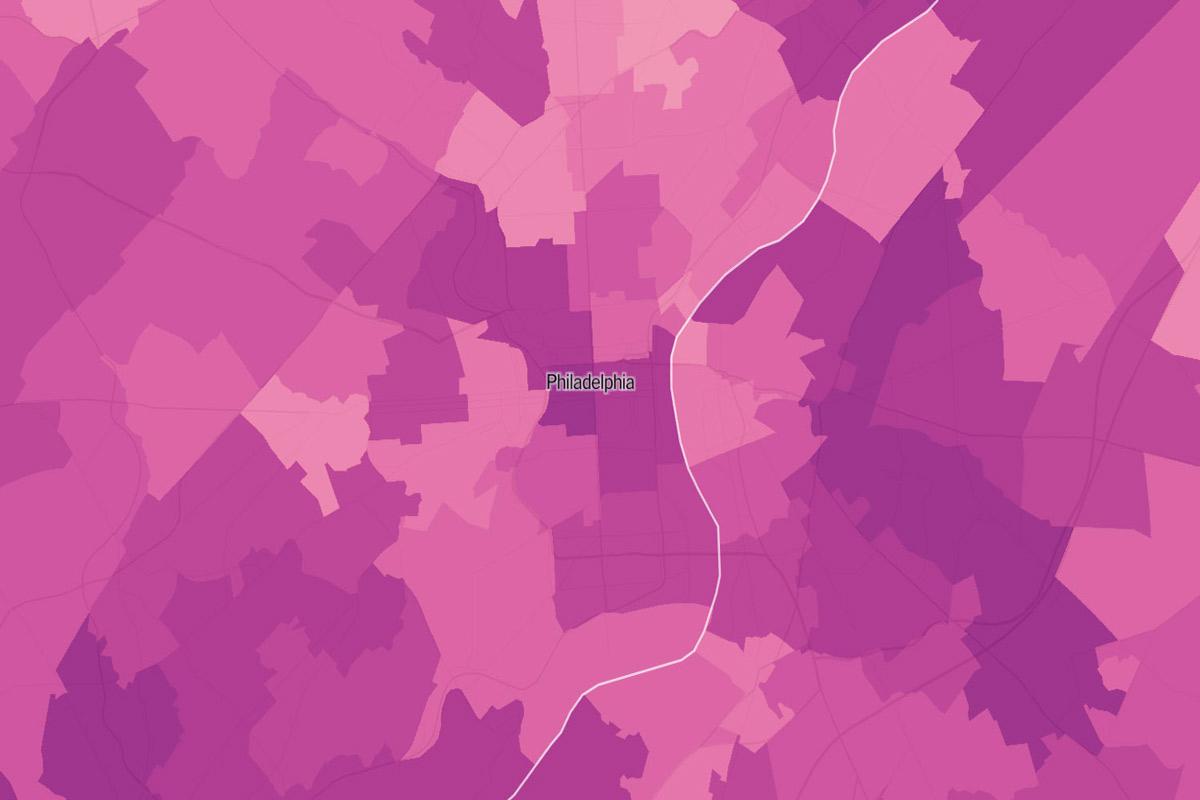 Según una encuesta nacional, Filadelfia usa máscaras con más frecuencia que otras ciudades de EE. UU. 1