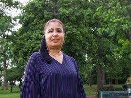 Maria Quiñones-Sánchez comunidad