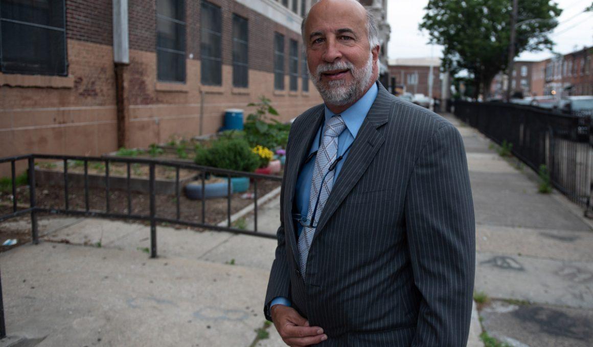 Mark Squilla comunidad