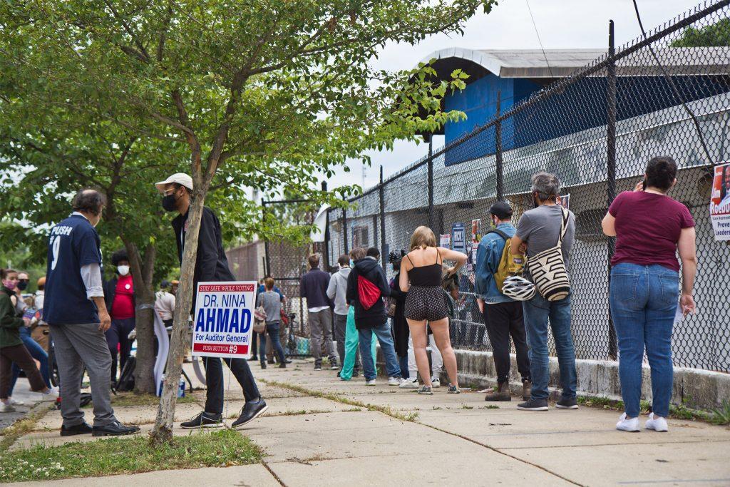 Guía para las elecciones generales de 2020 en Filadelfia para aquellos que procrastinan 1