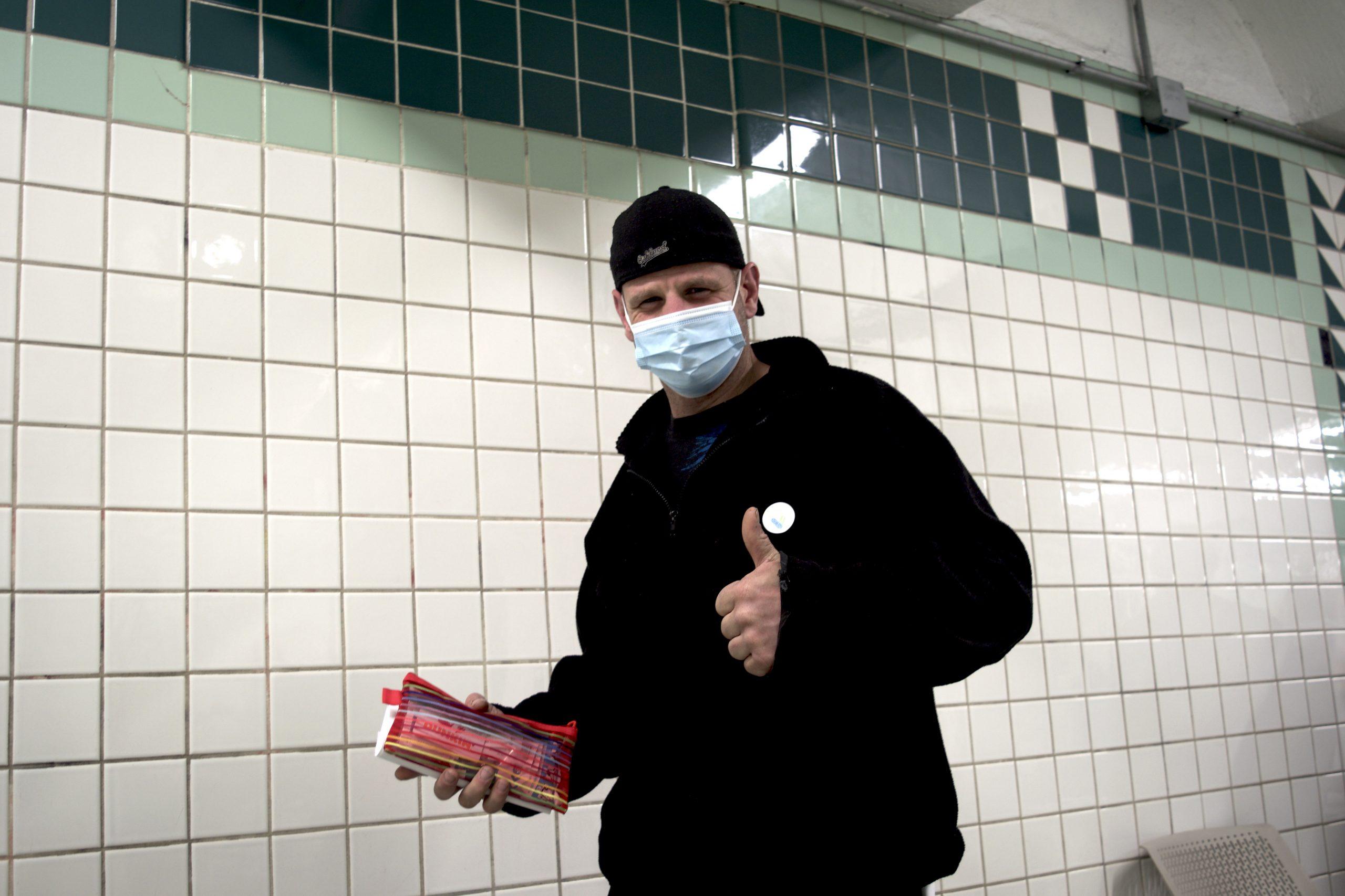 vacunacion personas sin hogar