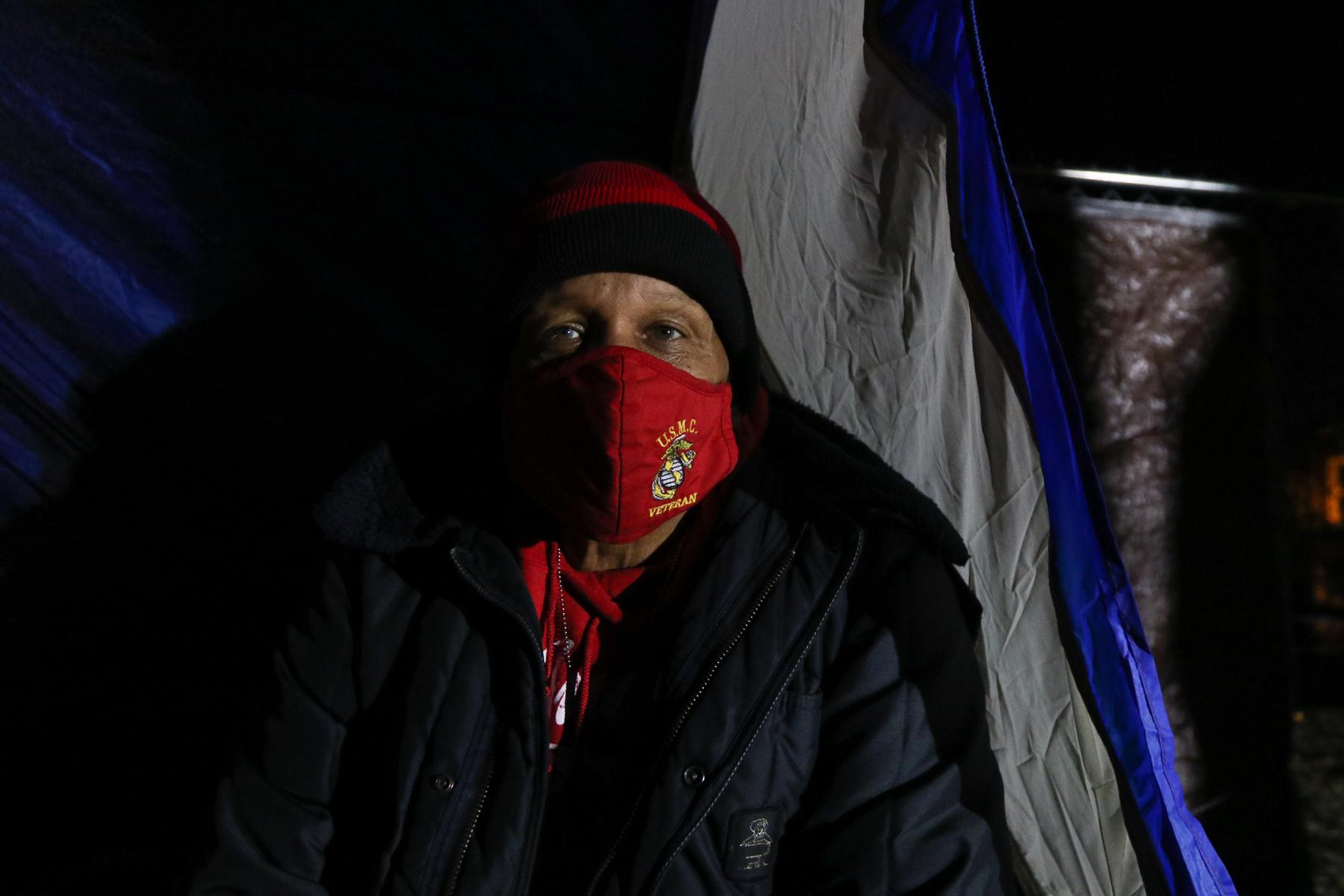 campamento paz kensington