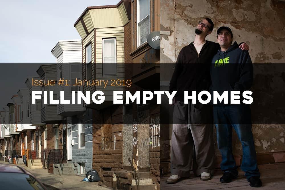 filling empty homes